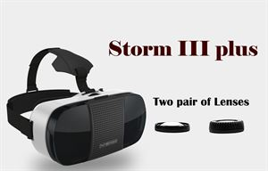 Picture of Storm III Plus VR Goggles/Headset.