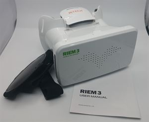 Picture of Ritech3d-V3 Riem3 VR Goggles - White